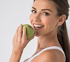 3D model of implant supported dental crown